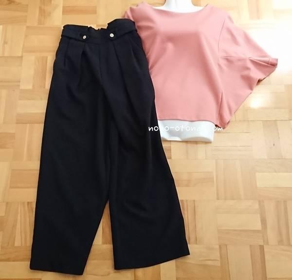 airClosetエアークローゼットから届いた洋服の画像・写真
